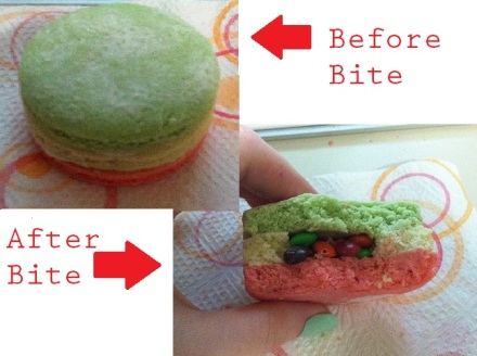 Pinata Cookies. Still Evil