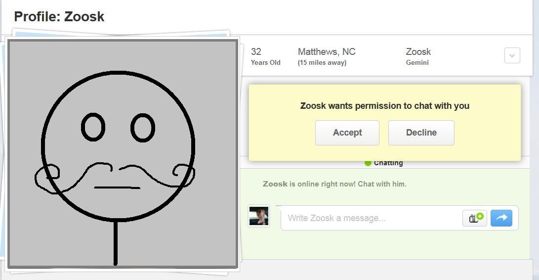 zoosk online now