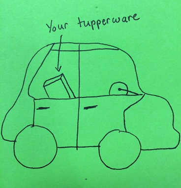 I'm not getting any better at drawing cars.