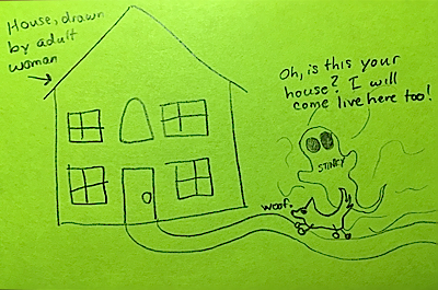 Ghost Follows You Home