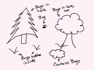 Ew bugs